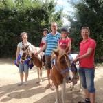 camping-vendée-paardrijden